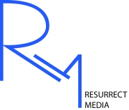 RESURECT MEDIA LOGO